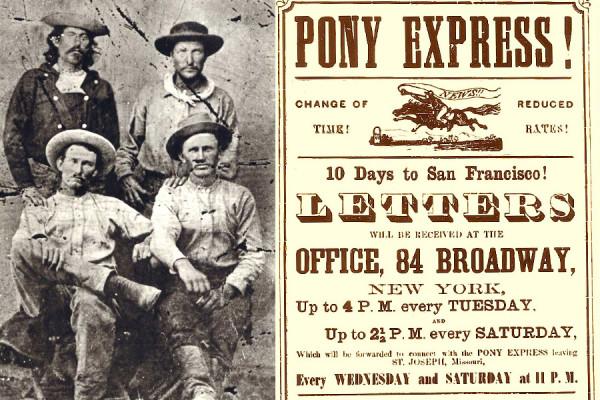 Pony express 600x400